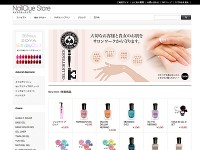 NailClue Store様にて掲載されました!